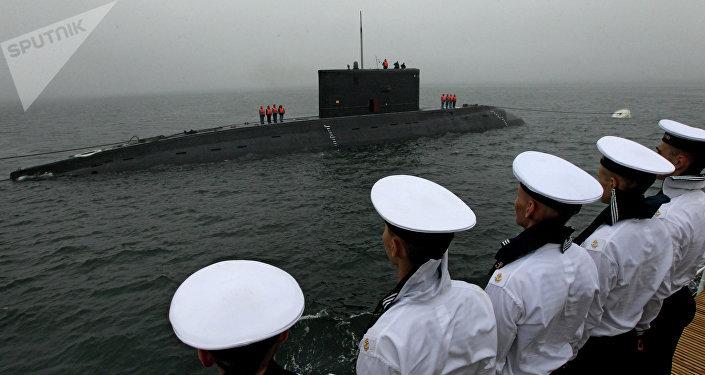 Sous-marin russe Varchavianka