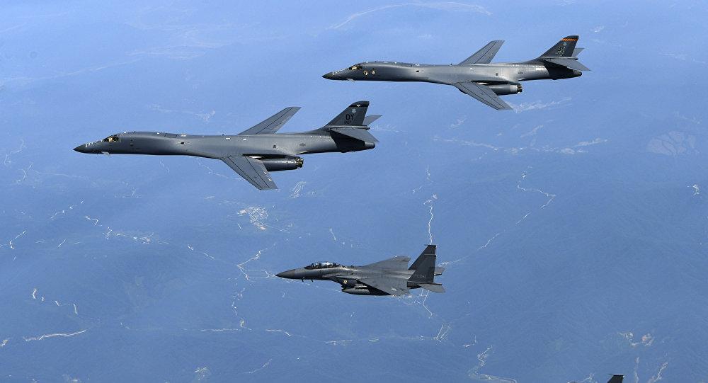 U.S. Air Force B-1B