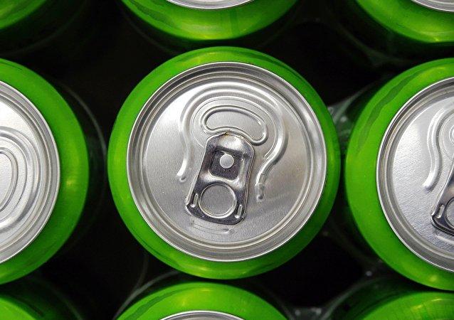 Des boissons gazeuses