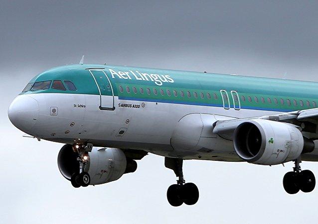 Lingus Airbus. Photo d'archive