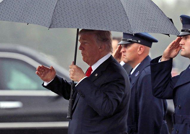 Donald Trump. Archive photo