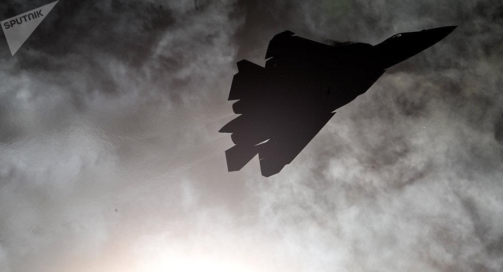 Le chasseur russe Su-57