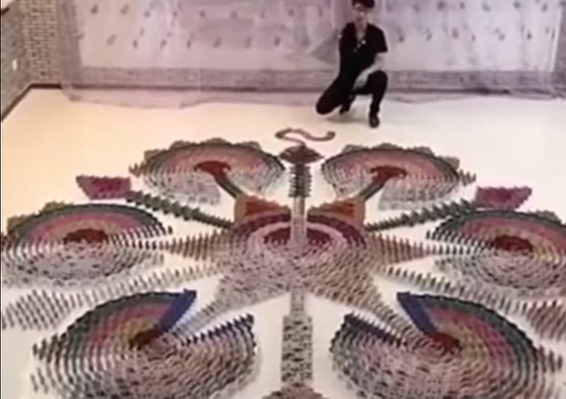 Composer un chef-d'œuvre grâce à «l'effet de domino»