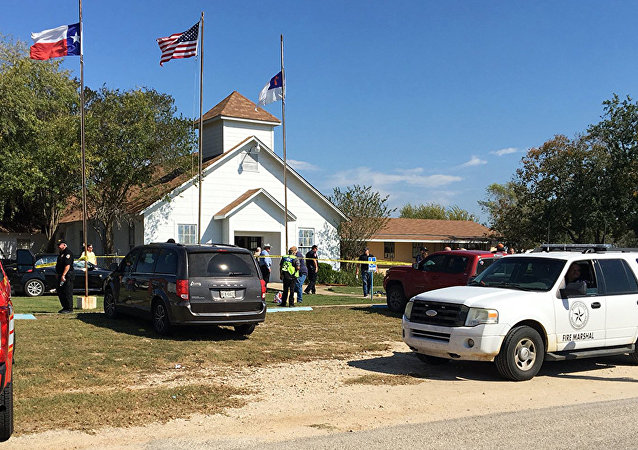 First Baptist Church de Sutherland Springs