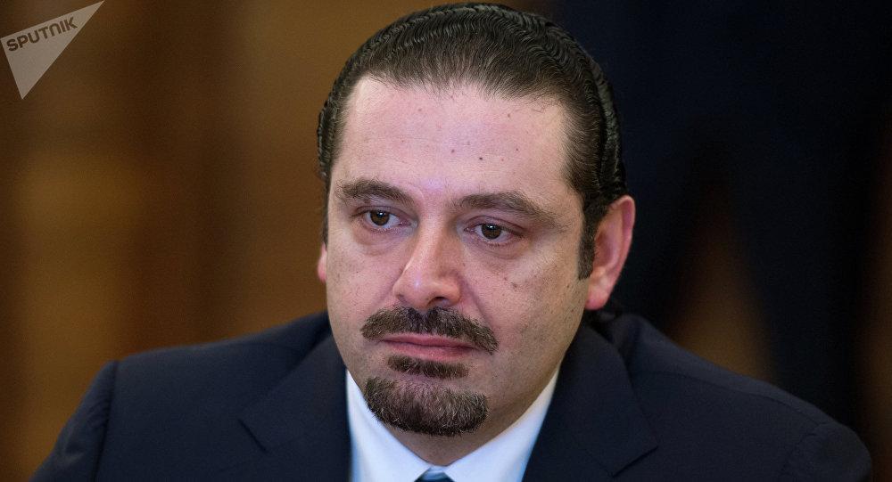 Saad Hariri, Premier ministre du Liban