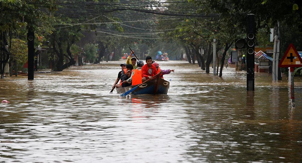 Vietnam: un typhon fait 49 morts