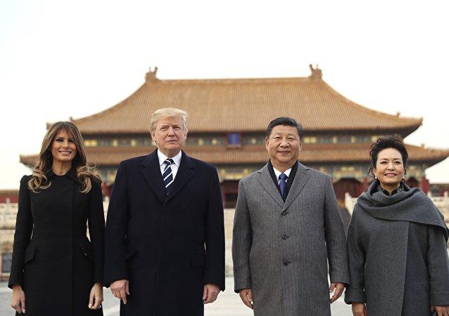 Xi Jinping proposerait à Trump de diriger à deux ?