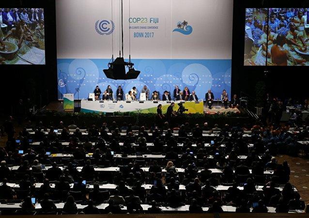 La 23e conférence annuelle des Nations unies sur le climat