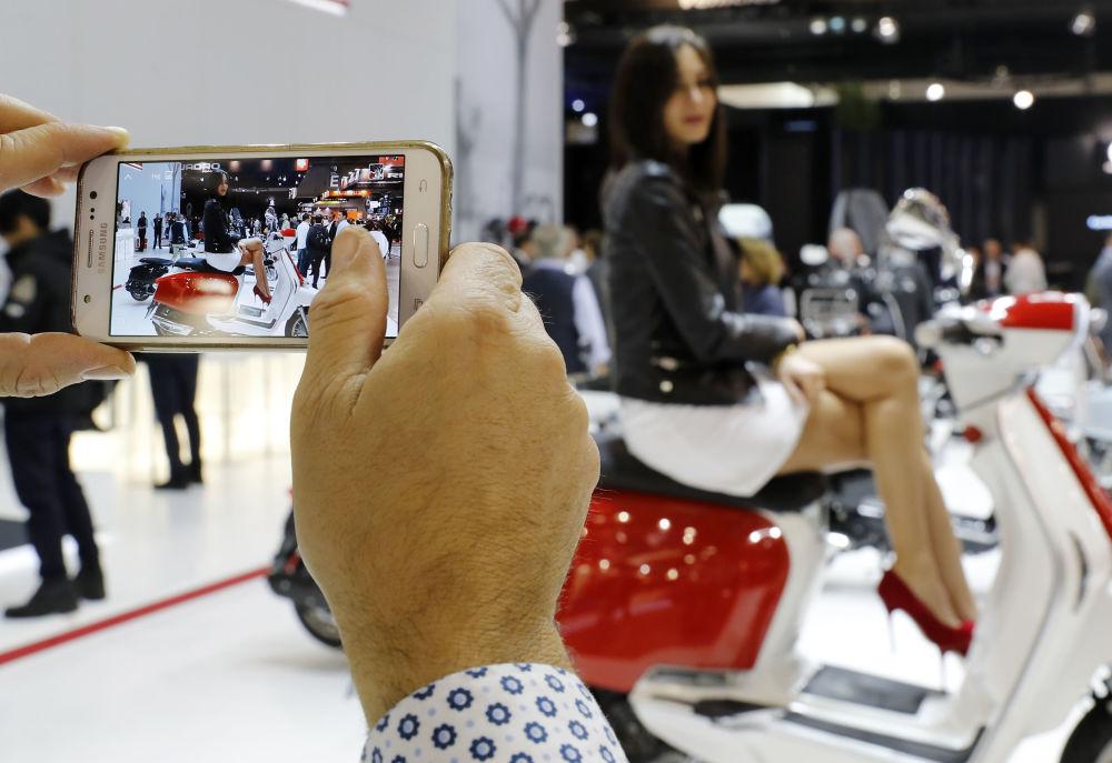 Salon de la moto de Milan: tout pour le motard que vous êtes au fond de vous