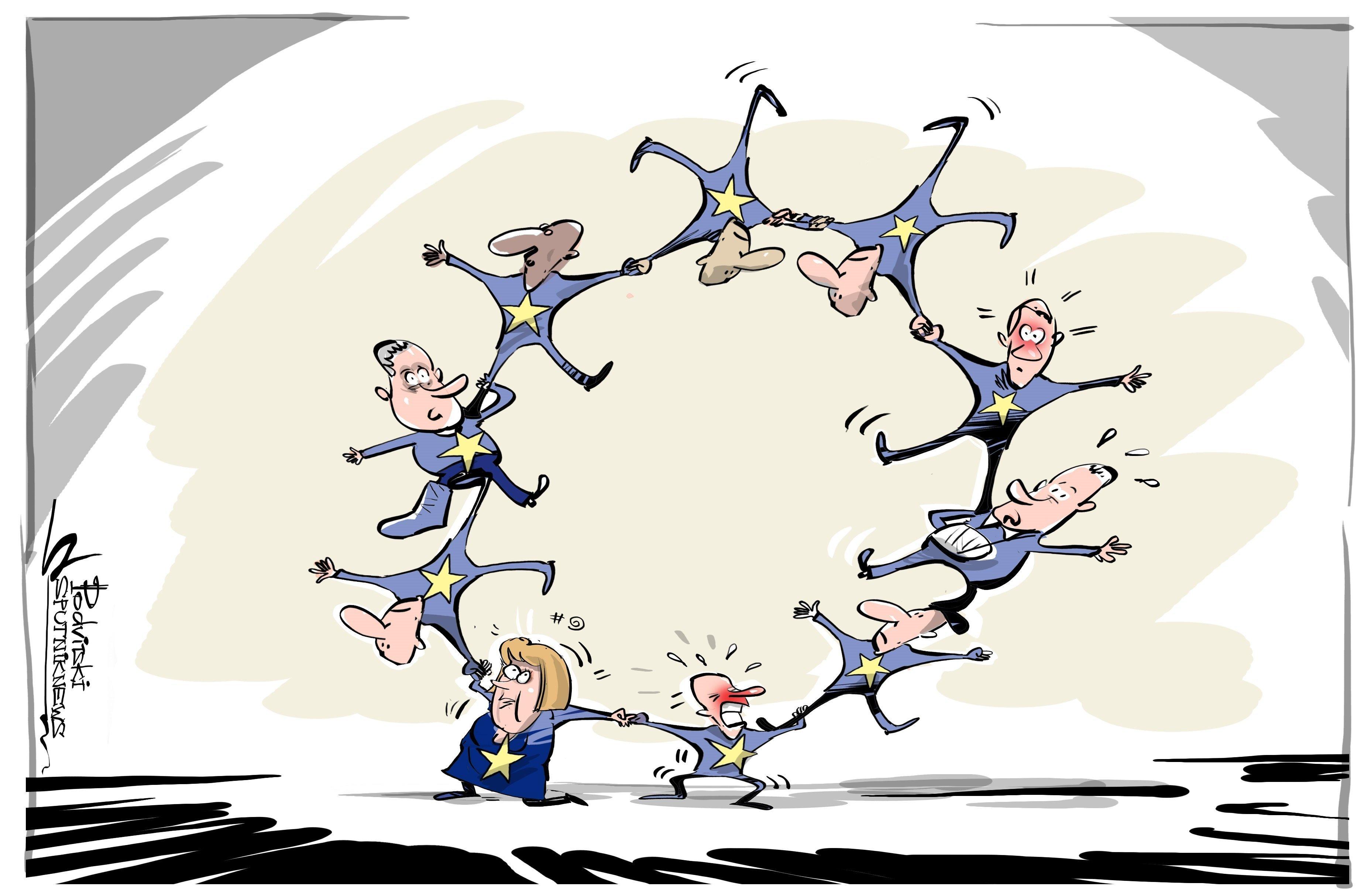 Délitement de l'UE
