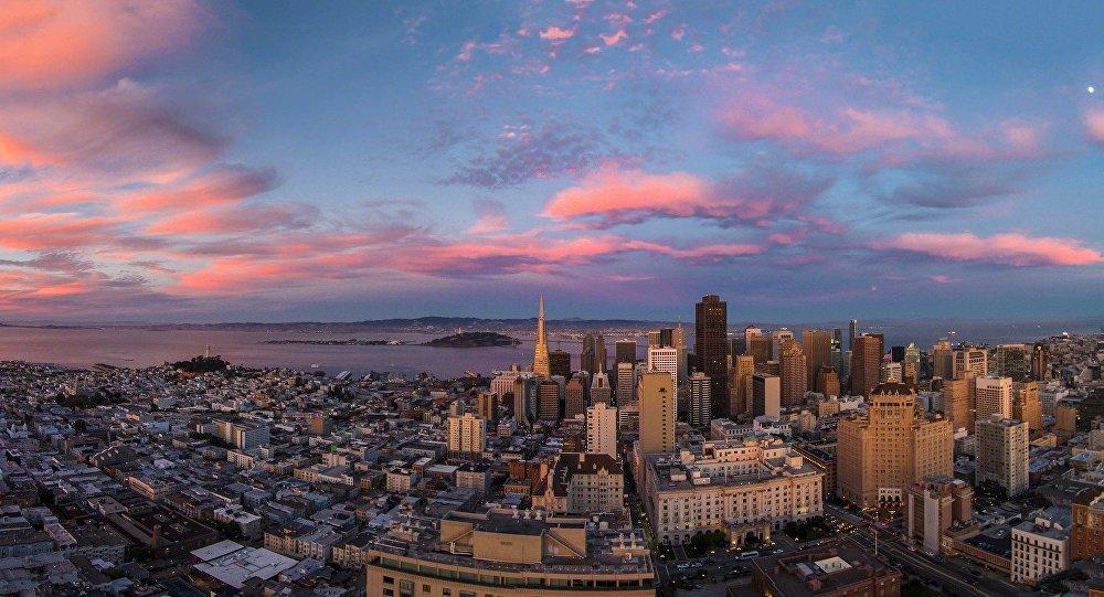 Vue sur San Francisco