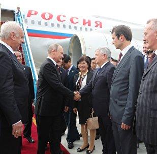 Poutine débarque au Vietnam pour le sommet de l'APEC (vidéo)