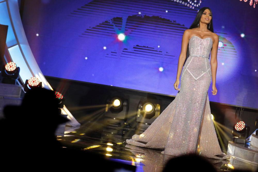 La reine de beauté élue au Venezuela