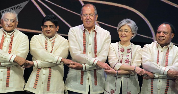 Début du 31e sommet de l'ASEAN et des réunions connexes — Philippines