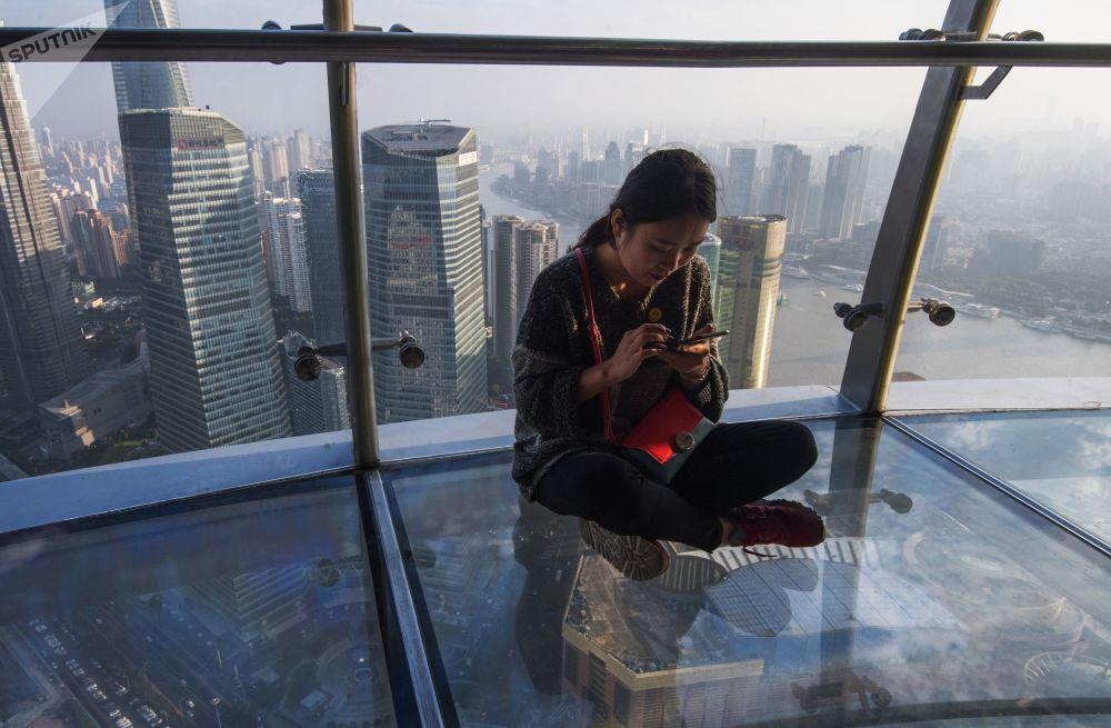 Shanghai futuriste
