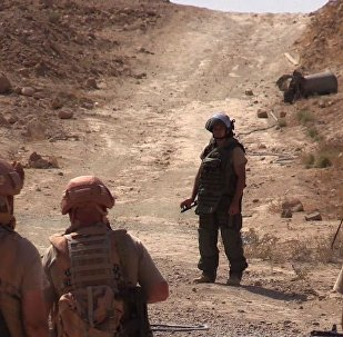 Déminage de Deir ez-Zor