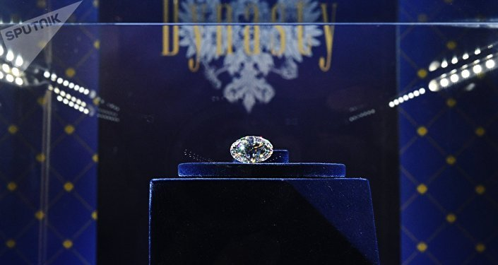de diamants uniques Dynastie