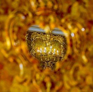 Mystères de la Chambre d'ambre