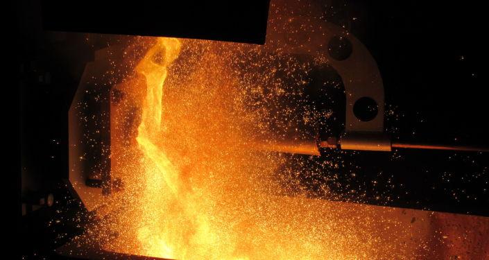 En Russie naît le premier four produisant de la fonte à partir de scories recyclées