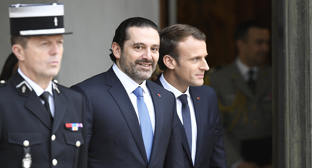 Le Premier ministre libanais Saad Hariri attendu samedi 18 novembre à Paris