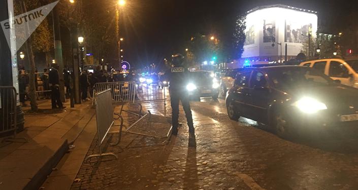 Une manifestation à Paris contre l'esclavage en Libye