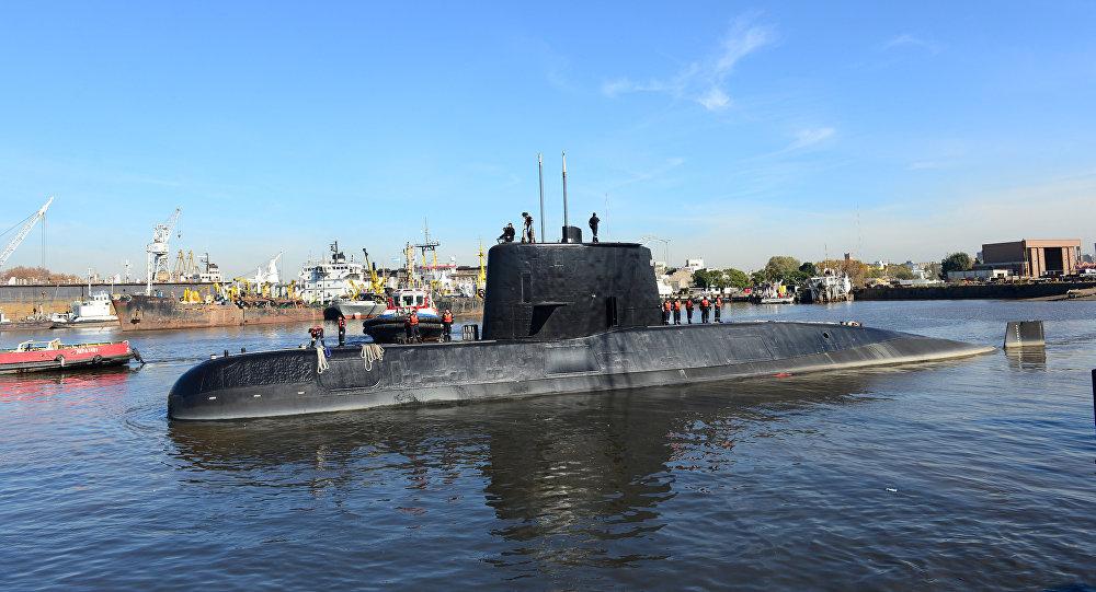 Argentine : le sous-marin disparu entre dans la