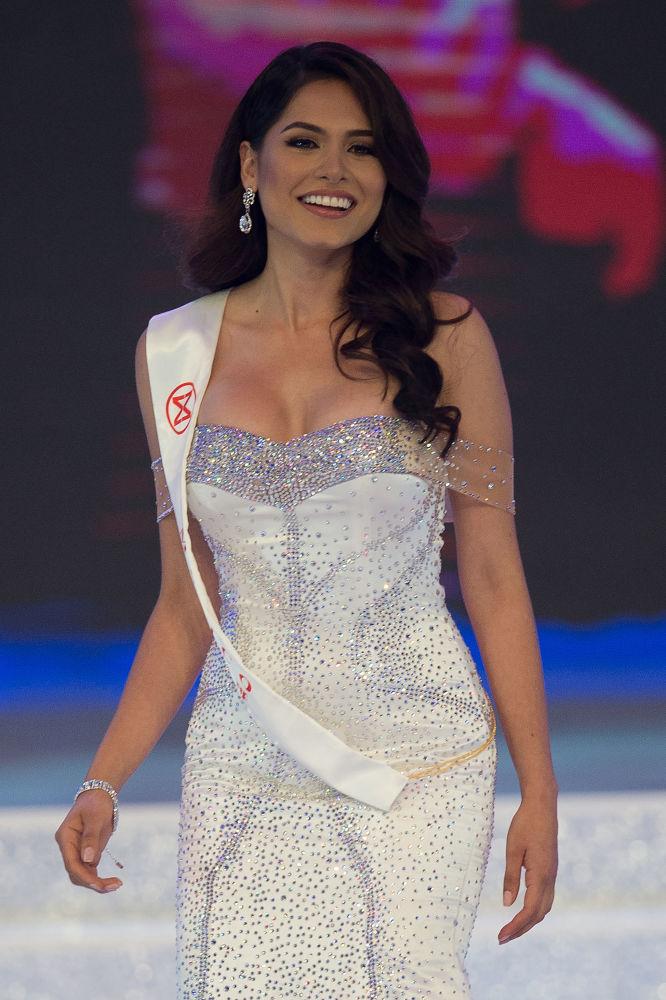 Les gagnantes du concours de beauté Miss Monde 2017