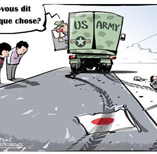 Désormais, ce sera «régime sec» pour les militaires US au Japon