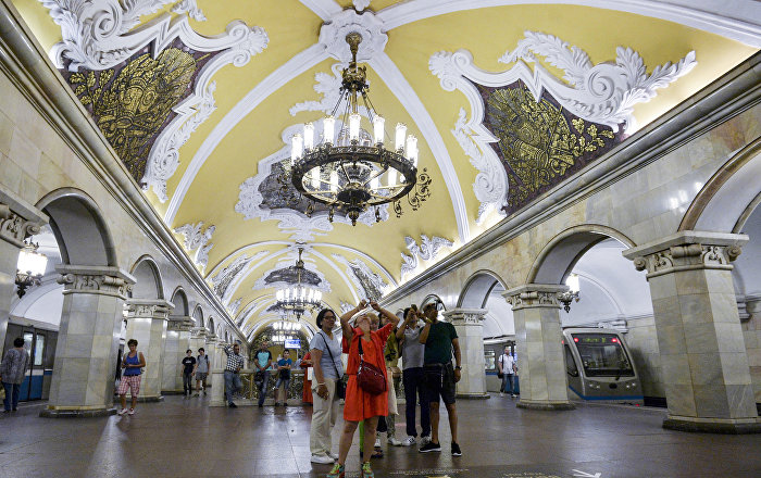 encore une autre raison d aimer le m tro moscovite 3e du nouveau classement mondial sputnik. Black Bedroom Furniture Sets. Home Design Ideas