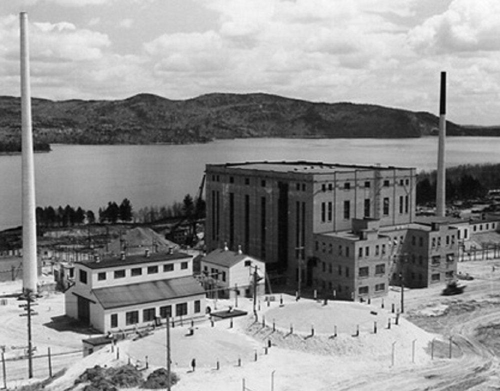 Laboratoires nucléaires de Chalk River