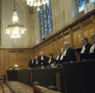 Cour internationale de justice (CIJ)
