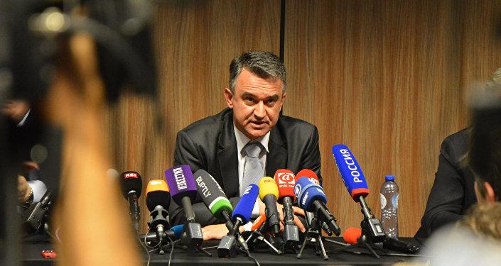 Darko Mladic, fils de Ratko Mladic