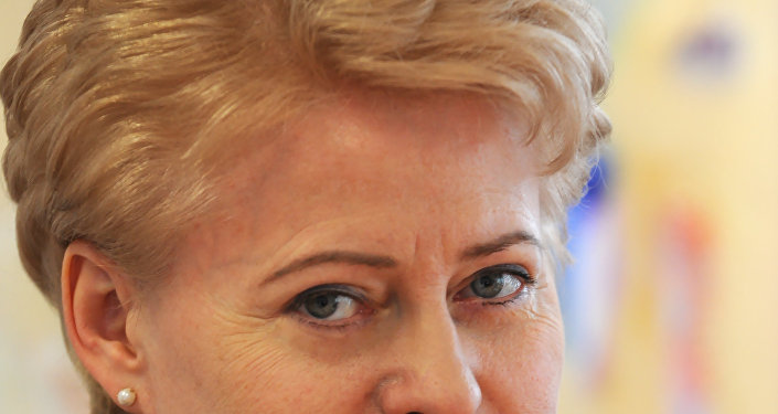 Dalia Grybauskaitė, Présidente lituanienne