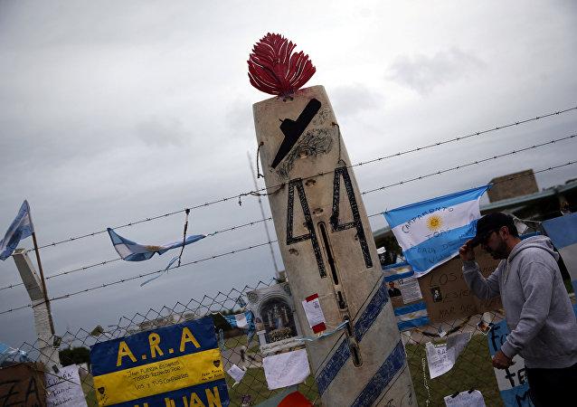 Desaparition du sous-marin San Juan en Argentine