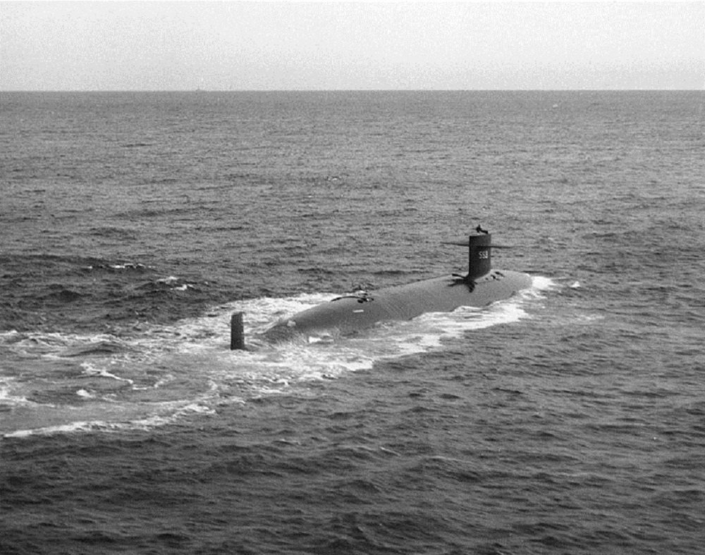 USS Thresher (SSN-593)