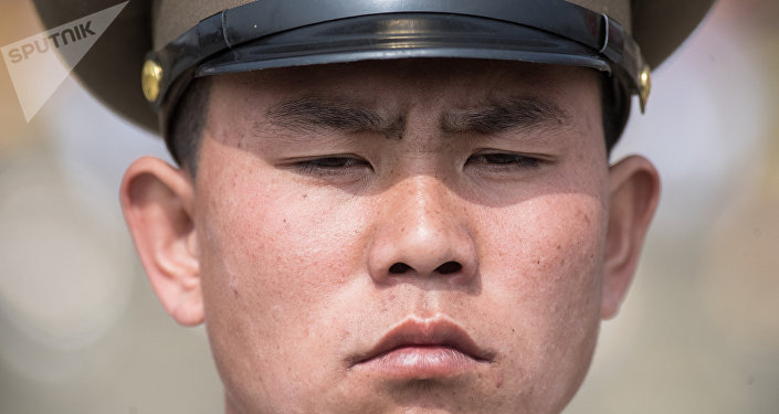 Militaire nord-coréen