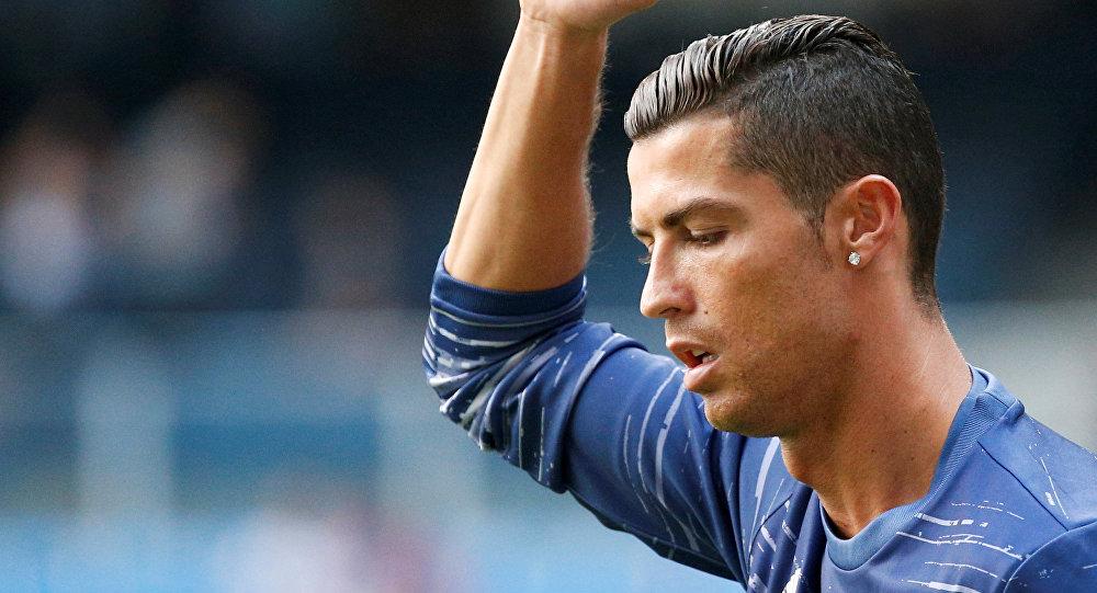 Entrainement de Ronaldo à Madrid comme dans une de recrée (vidéo)