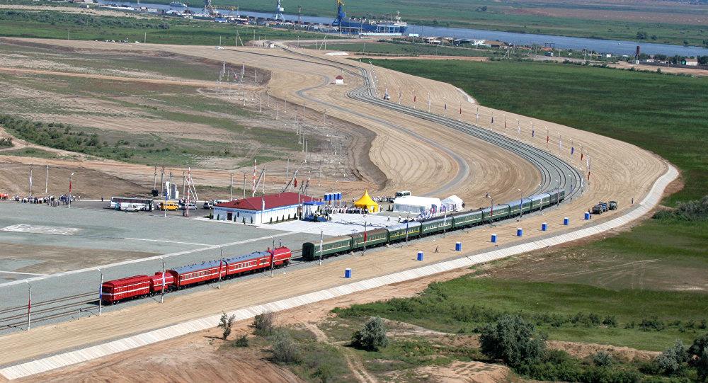 Sur fond de sanctions US, la Chine lance une nouvelle ligne ferroviaire avec l'Iran