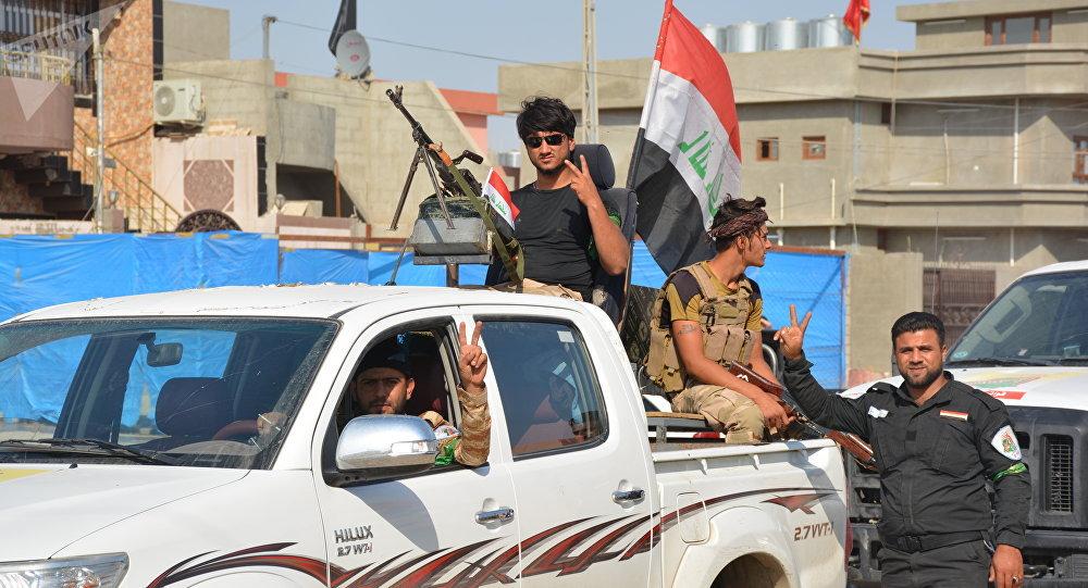 Des milices chiites