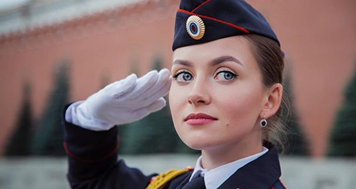 Les plus belles policières russes se confient (et se montrent ) à Sputnik