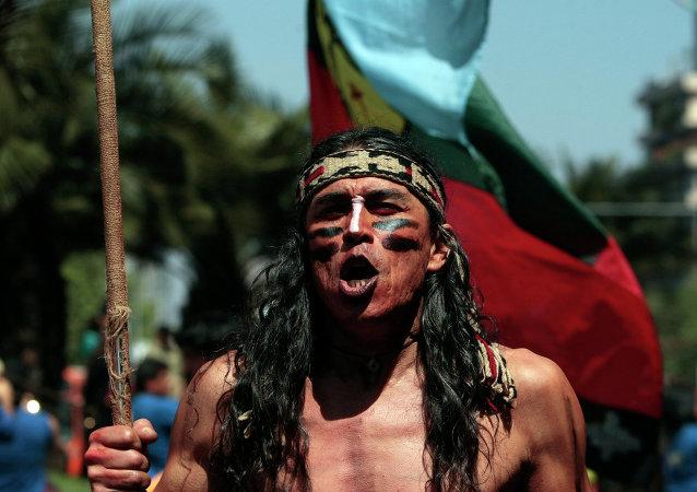 Aborigène Mapuche