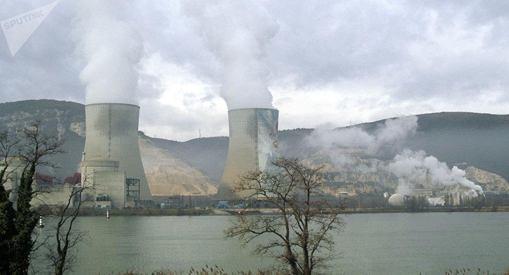Centrale nucléaire de Cruas