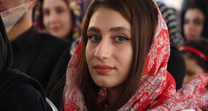 Femme en Afghanistan