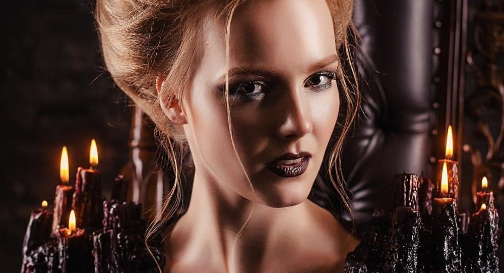 Une sorcière (image d'illustration)