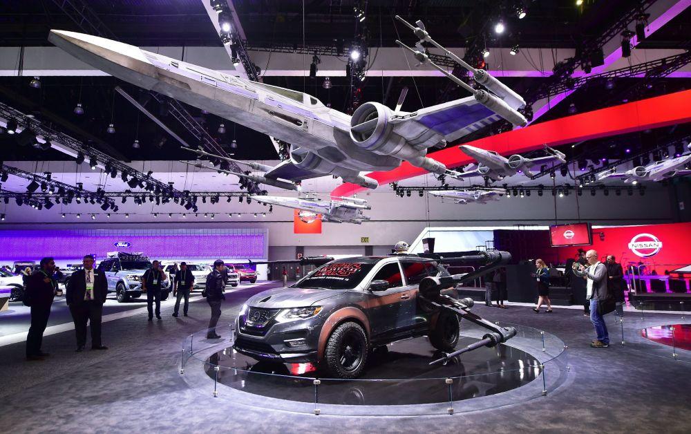«Los premieros»: les nouveautés du Salon automobile californien