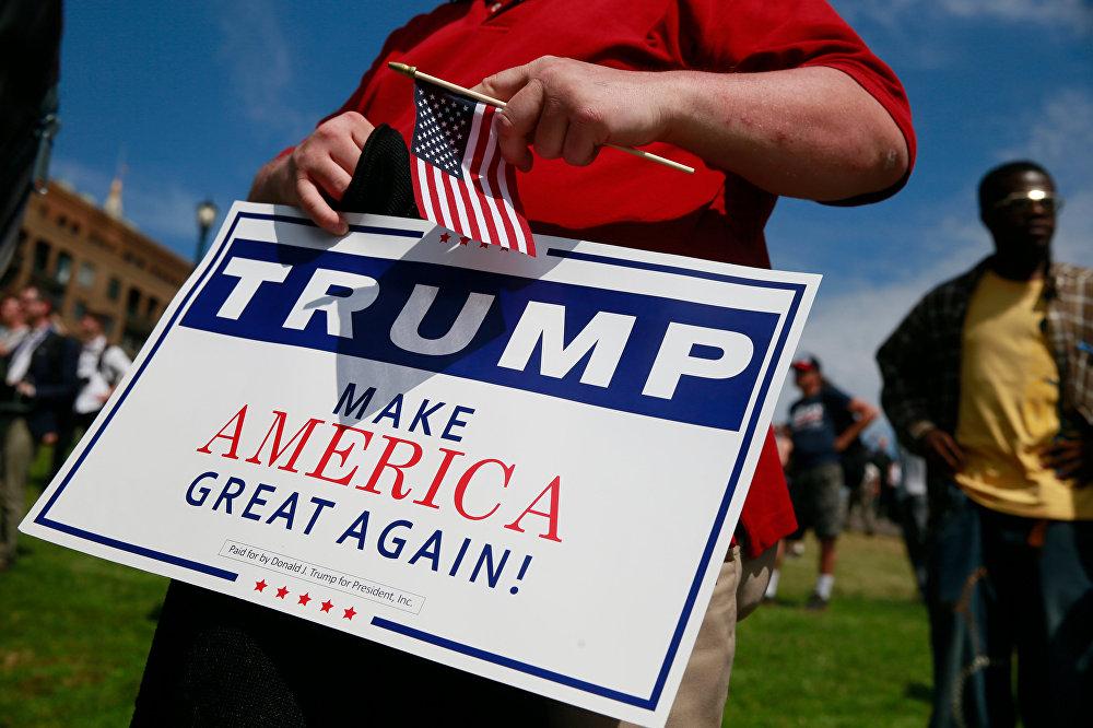 Rendre l'Amérique à nouveau grande