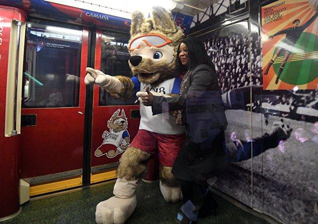 La secrétaire générale de la FIFA Fatma Samoura