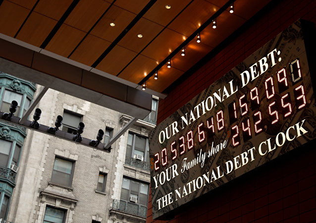 La National Debt Clock