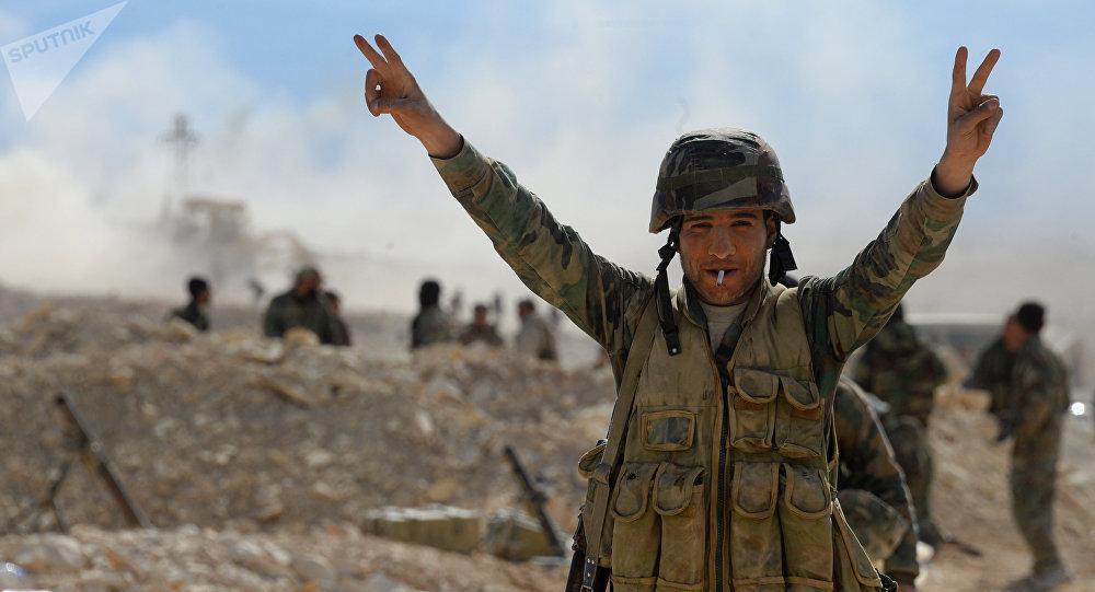 Un militaire syrien (image d'illustration)