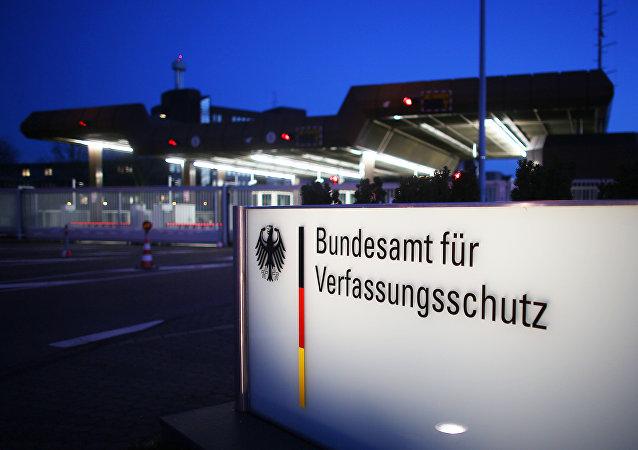 Siège du BfV à Cologne